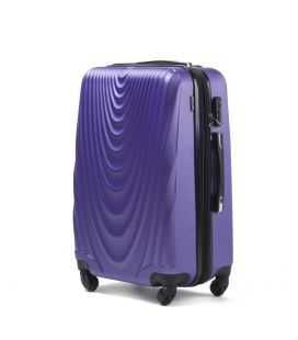 Чемодан Wings 304 Extra Mini фиолетовый