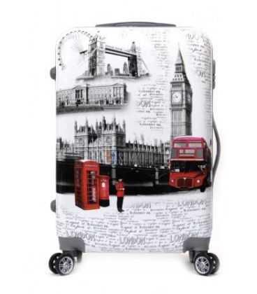 Чемодан London Maxi