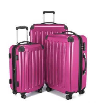 Набір Валіз Hauptstadtkoffer Alex рожевий картинка, зображення, фото