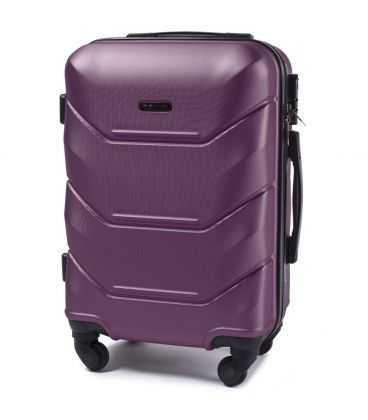 Валіза Wings 147 Extra Mini фіолетова картинка, зображення, фото