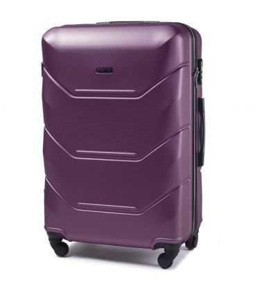 Чемодан Wings 147 Maxi фиолетовый картинка, изображение, фото