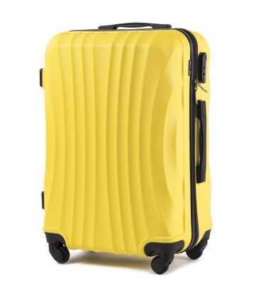 Чемодан Wings 159 Maxi желтый
