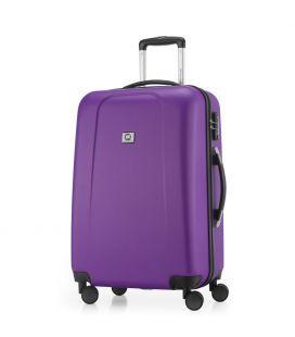 Чемодан Wedding Midi фиолетовый