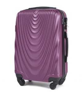 Чемодан Wings 304 Mini темно-фиолетовый