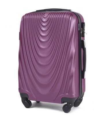 Валіза Wings 304 Mini темно-фіолетова