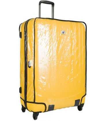 Чехол для чемодана Coverbag V150-05.00 прозрачный