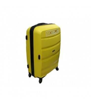 Чемодан Airtex 229 Maxi желтый картинка, изображение, фото