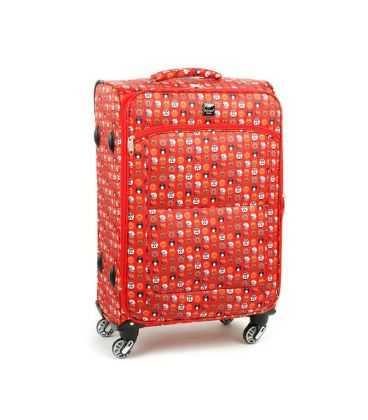Чемодан Airtex 6325 Maxi красный картинка, изображение, фото