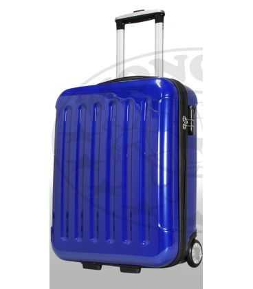 Валіза Франкфурт 42 літри синя картинка, зображення, фото