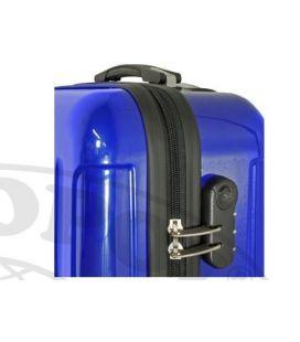 Чемодан Франкфурт 42 литра Синий картинка, изображение, фото