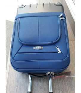 Чемодан CCS 9789 Maxi синий картинка, изображение, фото