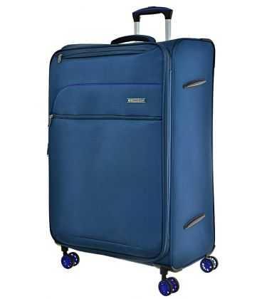 Валіза Snowball 81603 Maxi синя