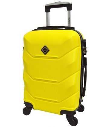 Чемодан Bonro 2019 Extra Mini желтый картинка, изображение, фото