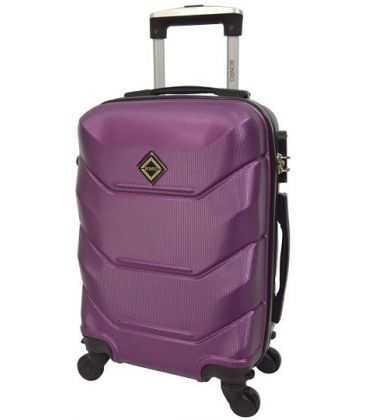 Чемодан Bonro 2019 Exstra Mini фиолетовый