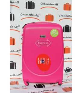 Валіза Wings K310 Maxi рожева