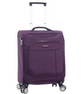 Валіза Snowball 87303 Mini фіолетова