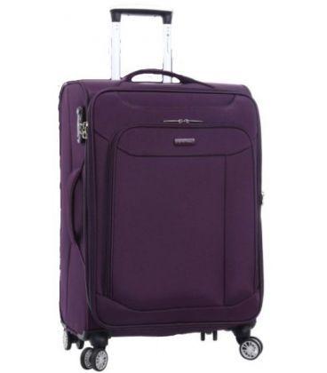 Чемодан Snowball 87303 Maxi фиолетовый