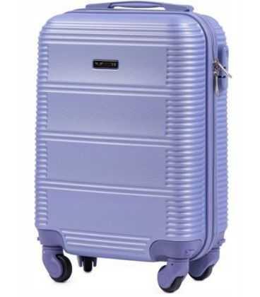 Чемодан Wings 203 Extra Mini светло-фиолетовый