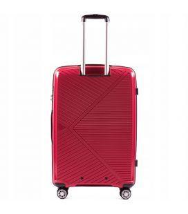Валіза Wings PP06 Maxi червона