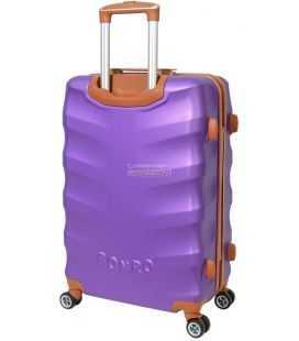 Чемодан Bonro Next Maxi фиолетовый картинка, изображение, фото