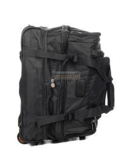 Дорожня сумка на колесах Airtex 610 Mini чорна
