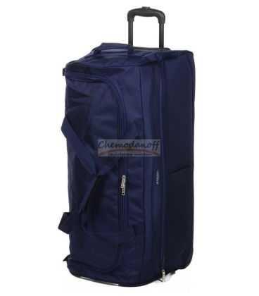 Дорожная сумка на колесах Airtex 822 Maxi синяя