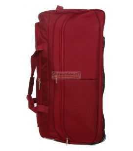 Дорожная сумка на колесах Airtex 822 Maxi красная