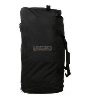 Дорожная сумка на колесах Airtex 822 Maxi черная