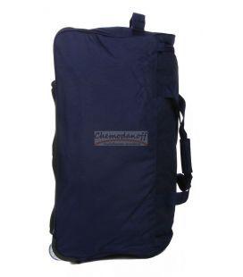 Дорожная сумка на колесах Airtex 822 Midi синяя