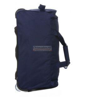 Дорожня сумка на колесах Airtex 822 Mini синя