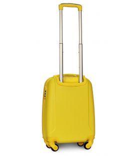 Чемодан Fly 310 Extra Mini желтый