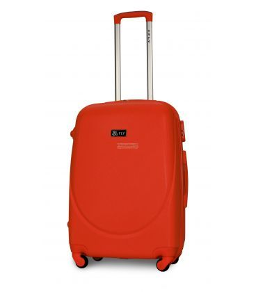 Чемодан Fly 310 Maxi оранжевый