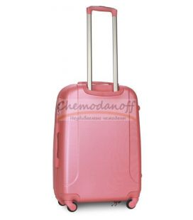 Валіза Fly 310 Maxi рожева