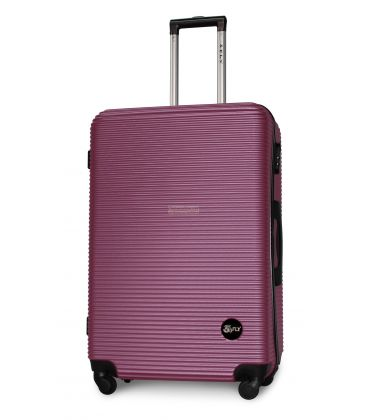 Чемодан Fly 91240 Maxi темно-фиолетовый