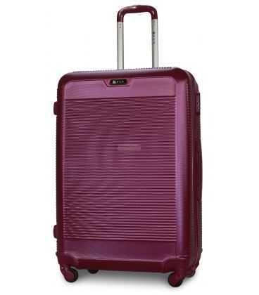 Чемодан Fly 1093 Maxi темно-фиолетовый