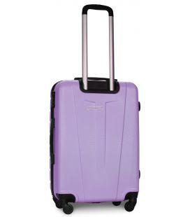 Валіза Fly 1107 Midi світло-фіолетова