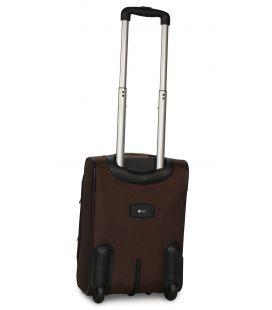Чемодан Fly 1708 Mini коричневый 2 колесный
