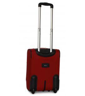 Чемодан Fly 1708 Mini бордовый 2 колесный