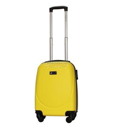 Чемодан Fly B310 Extra Mini желтый