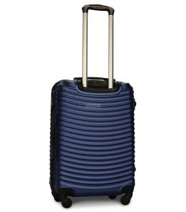 Валіза Fly 1053 Midi темно-синя
