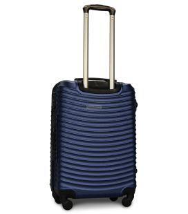 Чемодан Fly 1053 Midi темно-синий
