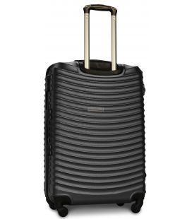 Валіза Fly 1053 Maxi темно-сіра
