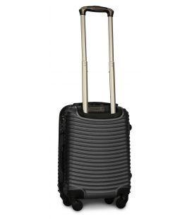 Валіза Fly 1053 Extra Mini темно-сіра