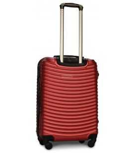 Валіза Fly 1053 Midi червона