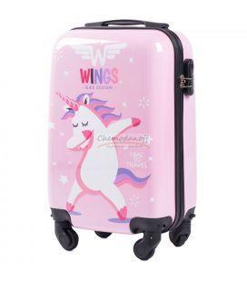 Чемодан Wings Kids Extra Mini Единорог