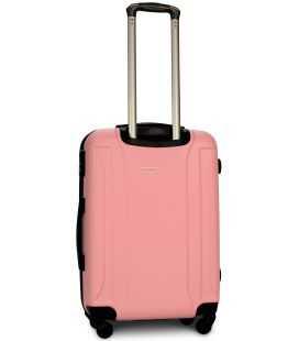 Чемодан Fly 1096 Midi светло-розовый