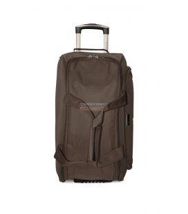 Дорожня сумка Fly 2611 Mini коричнева