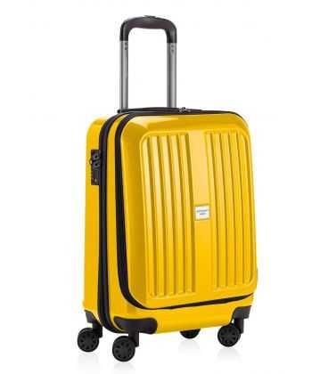 Валіза Xberg Mini жовта картинка, зображення, фото