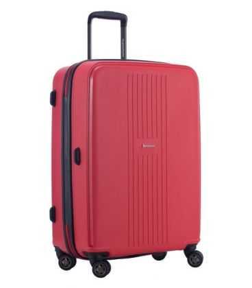 Чемодан FHain 71 литр розовый
