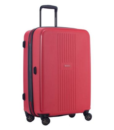 Чемодан FHain Midi розовый картинка, изображение, фото